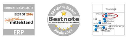 Software-Auszeichnungen