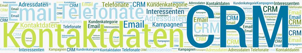 Wordcloud CRM