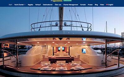 Logemann Yachting – Luxus Yacht Charter