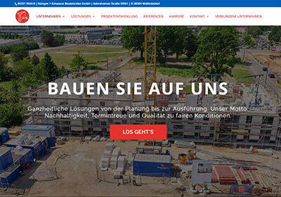 Kümper + Schwarze | Baubetriebe